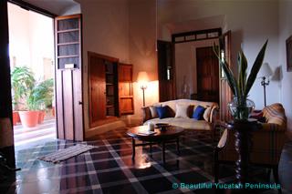 room at hacienda temozon
