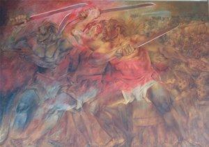 caste-war-mural